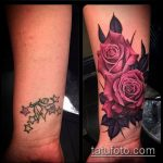 Фото Исправление и перекрытие старых тату - 12062017 - пример - 069 tattoo cover up