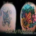 Фото Исправление и перекрытие старых тату - 12062017 - пример - 073 tattoo cover up