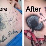 Фото Исправление и перекрытие старых тату - 12062017 - пример - 074 tattoo cover up