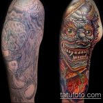Фото Исправление и перекрытие старых тату - 12062017 - пример - 075 tattoo cover up