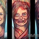 Фото Исправление и перекрытие старых тату - 12062017 - пример - 076 tattoo cover up