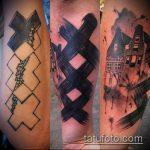 Фото Исправление и перекрытие старых тату - 12062017 - пример - 079 tattoo cover up