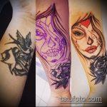 Фото Исправление и перекрытие старых тату - 12062017 - пример - 081 tattoo cover up