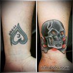 Фото Исправление и перекрытие старых тату - 12062017 - пример - 082 tattoo cover up