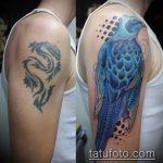 Фото Исправление и перекрытие старых тату - 12062017 - пример - 087 tattoo cover up