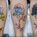 Фото Исправление и перекрытие старых тату - 12062017 - пример - 088 tattoo cover up