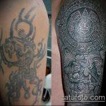 Фото Исправление и перекрытие старых тату - 12062017 - пример - 090 tattoo cover up