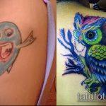 Фото Исправление и перекрытие старых тату - 12062017 - пример - 092 tattoo cover up