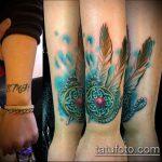 Фото Исправление и перекрытие старых тату - 12062017 - пример - 093 tattoo cover up