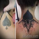 Фото Исправление и перекрытие старых тату - 12062017 - пример - 096 tattoo cover up