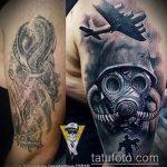 Фото Исправление и перекрытие старых тату - 12062017 - пример - 103 tattoo cover up