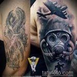 Фото Исправление и перекрытие старых тату - 12062017 - пример - 104 tattoo cover up