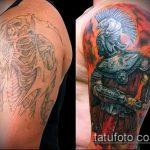 Фото Исправление и перекрытие старых тату - 12062017 - пример - 109 tattoo cover up
