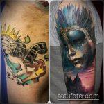 Фото Исправление и перекрытие старых тату - 12062017 - пример - 111 tattoo cover up