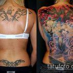 Фото Исправление и перекрытие старых тату - 12062017 - пример - 113 tattoo cover up