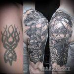 Фото Исправление и перекрытие старых тату - 12062017 - пример - 116 tattoo cover up