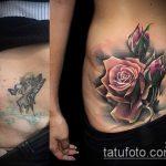 Фото Исправление и перекрытие старых тату - 12062017 - пример - 118 tattoo cover up