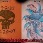 Фото Исправление и перекрытие старых тату - 12062017 - пример - 124 tattoo cover up