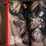 Фото Исправление и перекрытие старых тату - 12062017 - пример - 125 tattoo cover up