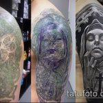 Фото Исправление и перекрытие старых тату - 12062017 - пример - 142 tattoo cover up