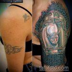 Фото Исправление и перекрытие старых тату - 12062017 - пример - 143 tattoo cover up