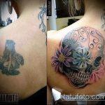 Фото Исправление и перекрытие старых тату - 12062017 - пример - 146 tattoo cover up