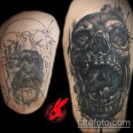Фото Исправление и перекрытие старых тату - 12062017 - пример - 154 tattoo cover up