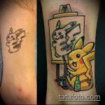 Фото Исправление и перекрытие старых тату - 12062017 - пример - 160 tattoo cover up