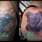 Фото Исправление и перекрытие старых тату - 12062017 - пример - 164 tattoo cover up