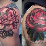 Фото Исправление и перекрытие старых тату - 12062017 - пример - 166 tattoo cover up