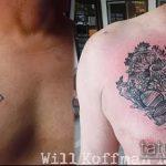 Фото Исправление и перекрытие старых тату - 12062017 - пример - 168 tattoo cover up