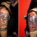 Фото Исправление и перекрытие старых тату - 12062017 - пример - 169 tattoo cover up