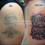 Фото Исправление и перекрытие старых тату - 12062017 - пример - 171 tattoo cover up