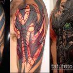 Фото Исправление и перекрытие старых тату - 12062017 - пример - 172 tattoo cover up