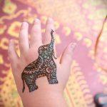 Фото Мехенди слон - 04062017 - пример - 009 Mehendi Elephant