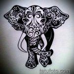 Фото Мехенди слон - 04062017 - пример - 025 Mehendi Elephant 234222