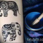 Фото Мехенди слон - 04062017 - пример - 034 Mehendi Elephant.1062097720_3wzd