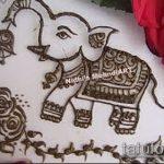 Фото Мехенди слон - 04062017 - пример - 039 Mehendi Elephant