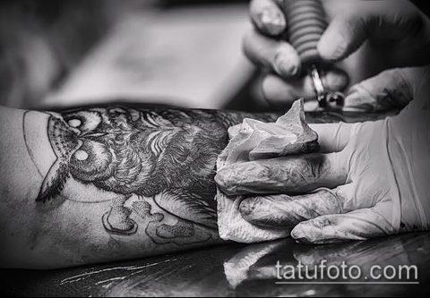 Фото На каком месте сделать тату - 02062017 - пример - 008 Where do tattoos take place
