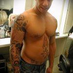 Фото Татуировки Вин Дизеля - 16062017 - пример - 014 Vin Diesel Tattoo