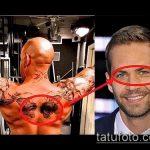 Фото Татуировки Вин Дизеля - 16062017 - пример - 021 Vin Diesel Tattoo