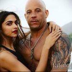 Фото Татуировки Вин Дизеля - 16062017 - пример - 023 Vin Diesel Tattoo
