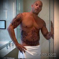 Татуировки Вин Дизеля
