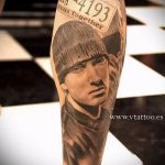 Фото Татуировки Эминема - 27062017 - пример - 020 Eminem's Tattoo_tatufoto.com