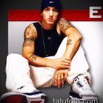 Фото Татуировки Эминема - 27062017 - пример - 026 Eminem's Tattoo_tatufoto.com