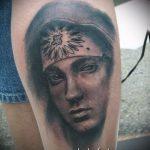 Фото Татуировки Эминема - 27062017 - пример - 034 Eminem's Tattoo_tatufoto.com