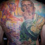 Фото Татуировки Эминема - 27062017 - пример - 039 Eminem's Tattoo_tatufoto.com