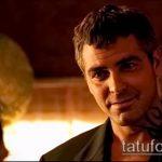 Фото Тату Джорджа Клуни - 22062017 - пример - 006 George Clooney Tattoo_tatufoto.com