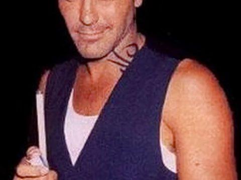 Фото Тату Джорджа Клуни - 22062017 - пример - 008 George Clooney Tattoo_tatufoto.com