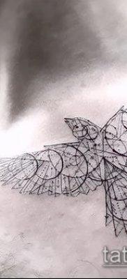 Фото Тату со значением свобода – 01062017 – пример – 031 Freedom tattoo